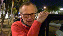 Larry King Says 'The NRA is a Menace to America'