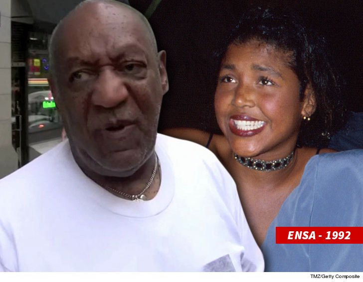 Ensa Cosby, 44, daughter of comedian