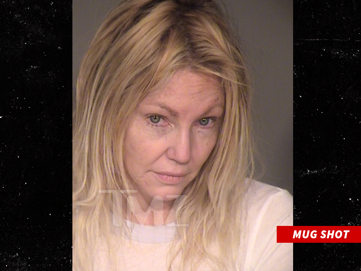 Here's why Heather Locklear was arrested for domestic abuse