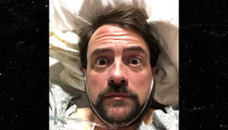 Kevin Smith Hospitalized After 'Massive Heart Attack'