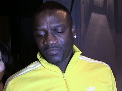 Akon Ordered to Cough Up $164k for Failure to Pay Rent