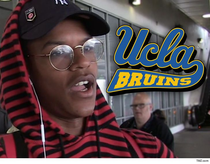 Arizona decommit Shareef O'Neal, son of Shaq, commits to UCLA