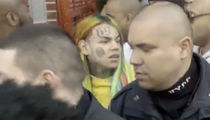 Tekashi69 Music Video Shoot Shut Down by NYPD for Rapper's Safety