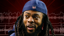 Richard Sherman Missed Becoming Bitcoin Gazillionaire By Thiiis Much
