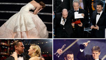 The Academy Awards: Best, Worst and Most Shocking Moments in Oscars History