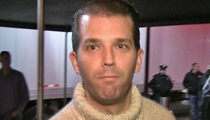Donald Trump Jr. Reports for Jury Duty