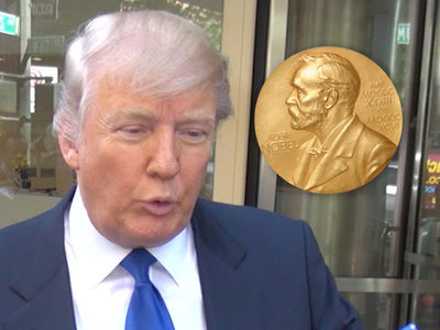 Donald Trump's Nobel Peace Prize Nomination Investigated for Fraud