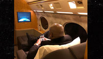Floyd Mayweather: I Own That New Jet, It's Not a Charter!