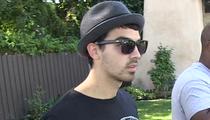 Joe Jonas' Home Alarm System Scares Off Wannabe Burglar