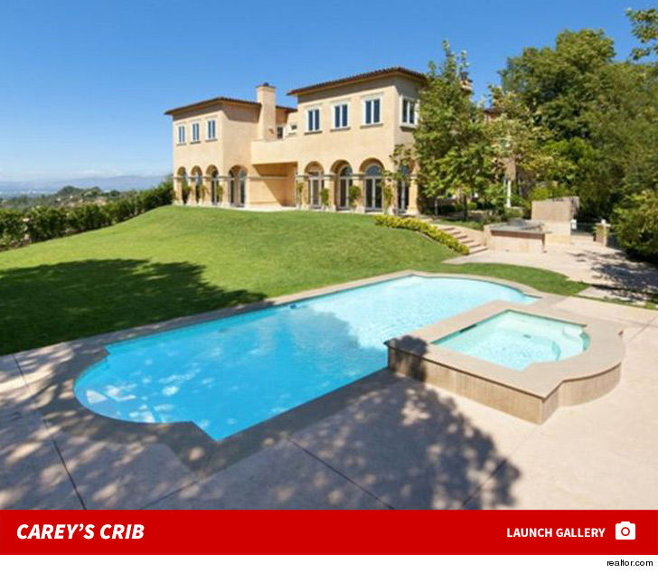 Mariah Carey Leases Massive Beverly Hills Mansion | TMZ.com