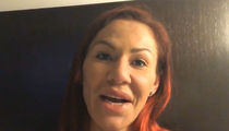 UFC's Cris Cyborg: I Know I Could Make Floyd Mayweather Tap Out