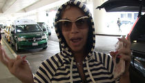 Ne-Yo's Wife Defends Her 'Hawaiian Silky' Hair Comment About Son