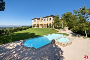 Mariah Carey's Beverly Hills Rental Home