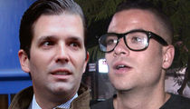 Donald Trump Jr., Man Arrested for White Powder Also Sent It to Mark Salling Prosecutor