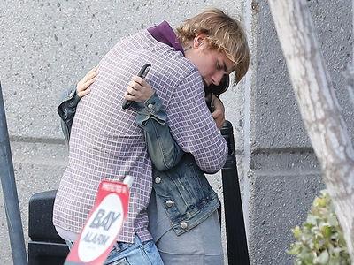 Justin Bieber Celebrates Bday with Mom, Pastor at Go-Kart Racing Track