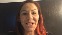 Cris Cyborg Says She'd Fight Rousey in WWE, Doubts Ronda's Down