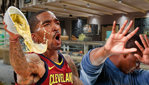 J.R. Smith Suspended Over Soup Attack on Coach