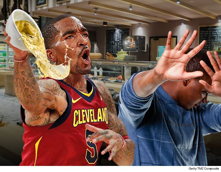 JR Smith Received A One-Game Suspension From The Cavaliers (UPDATE)