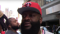 Rick Ross' Family Rushes To Miami Hospital In a Panic