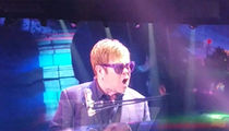 Elton John Loses It When Handsy Fans Get Onstage, Walks Off Vegas Concert