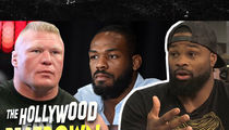 Tyron Woodley: I Believe Jon Jones, He Ain't a Cheater
