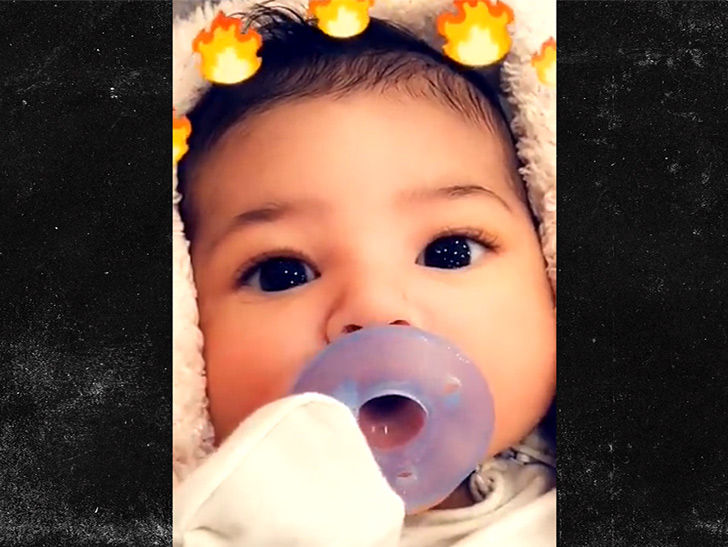 030318 kylie jenner stormi primary 1200x630 - Kylie Jenner Shares First Close-Up Shot of Stormi