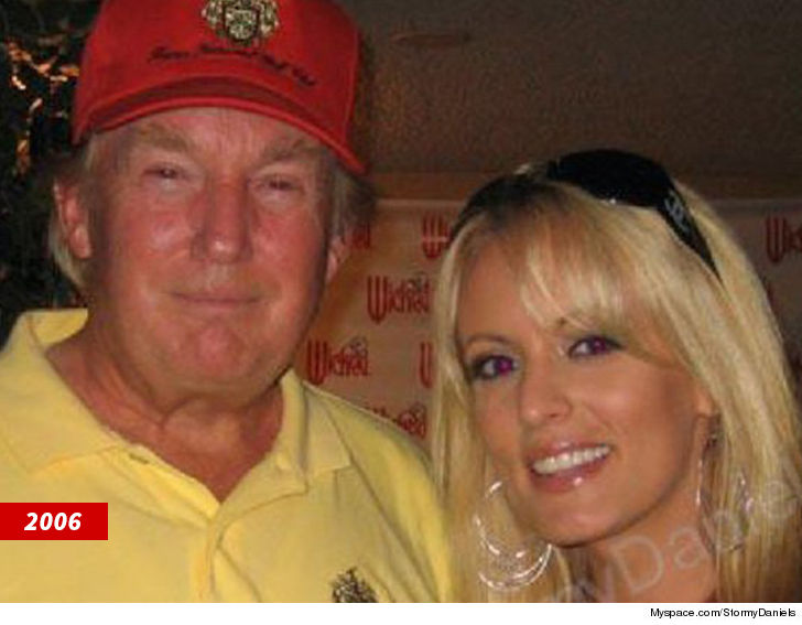 Complexities of Stormy Daniels' Payout Mean Trump Likely Knew About It