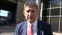 Senator Joe Manchin Says Celebrities Can't Ruin March for Our Lives