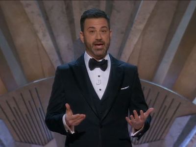 Jimmy Kimmel Tears Into Weinstein, Mike Pence in Oscars Opening Monologue