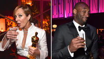 Kobe Bryant, Allison Janney and Tons of Celebs Flood Oscars After-Parties