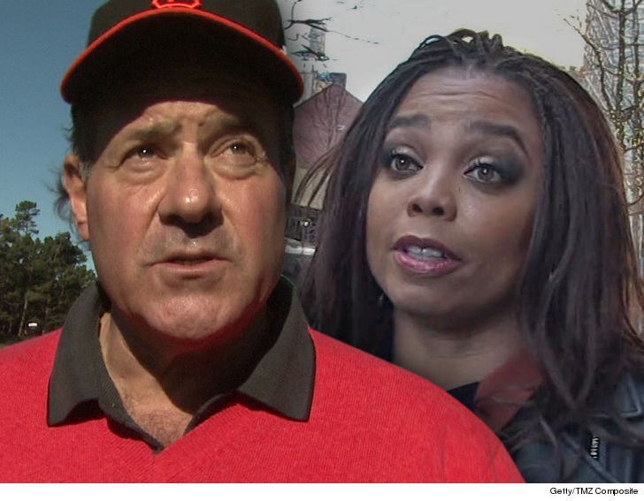 Jemele Hill says Chris Berman's 'racially disparaging' voicemail 'dangerously inaccurate'