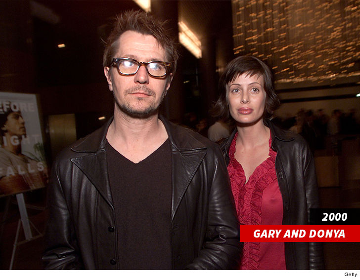 It didn't happen: Gary Oldman's son defends him against abuse allegations