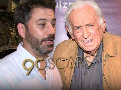 Carmine Caridi Didn't Appreciate Jimmy Kimmel's Weinstein Oscars Joke