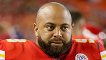 NFL's Roy Miller Is a Violent Alcoholic Scumbag, Wife Says