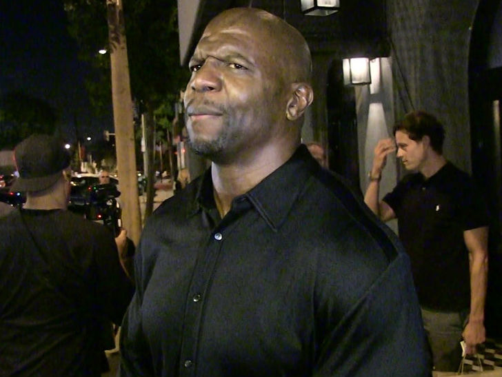Terry Crews Agrees to Take Mental Health Exam in Sexual Assault Lawsuit