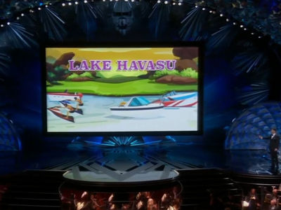 Jimmy Kimmel's Oscars Shout-Out Saving Lake Havasu Cash