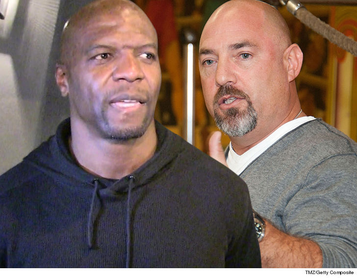 Terry Crews' Criminal Case Against His Alleged Abuser Has Been Rejected