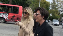 Khloe Kardashian and Kris Jenner Give Fans Their Money's Worth