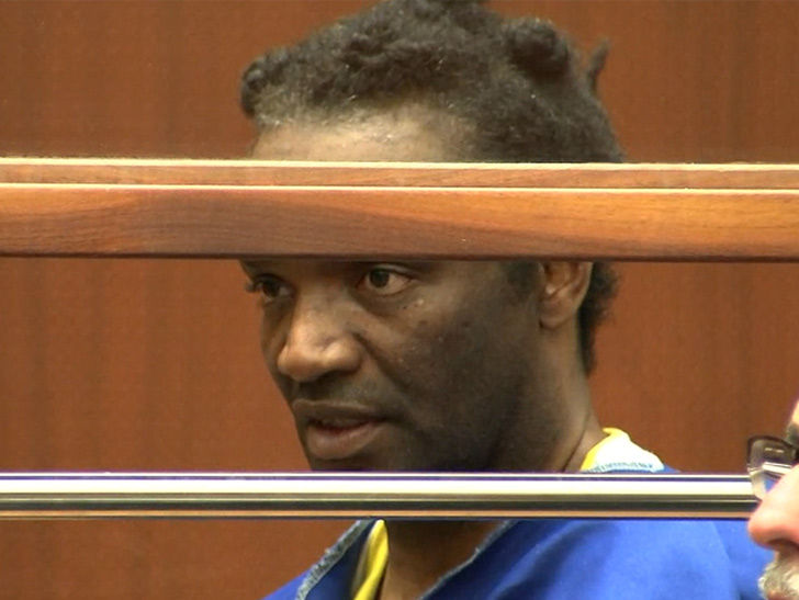 Accused Oscar Thief, Terry Bryant, Pleads Not Guilty