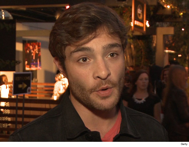 New Lawsuit Accuses Ed Westwick Of Rape, Holding Woman