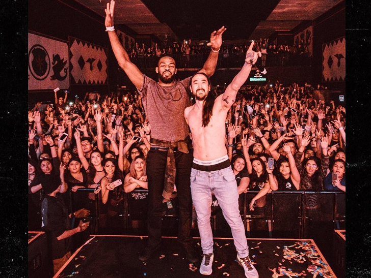 Steve Aoki Tour California