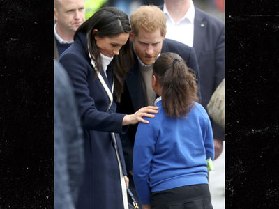 Prince Harry & Meghan Markle Celebrate International Women's Day