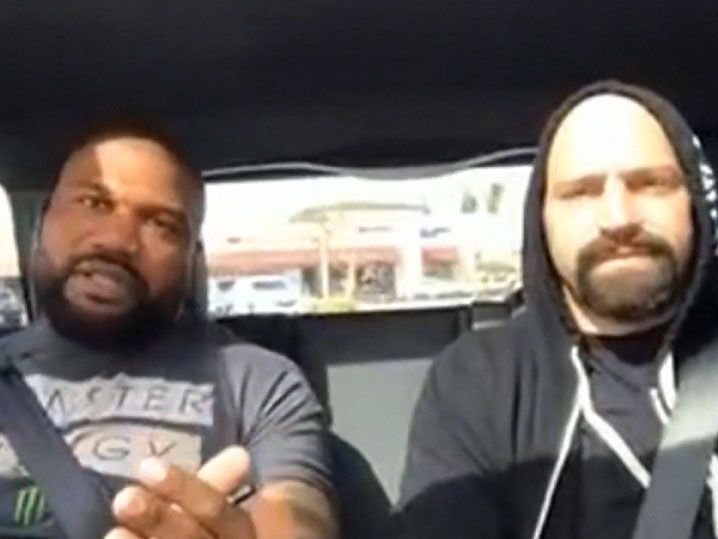 Rampage Jackson Almost Got Manager a Crappy Used Car, Dropped $130K Instead!