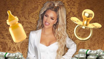 Khloe Kardashian's Baby Registry Worth Over $90k