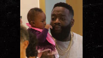 Rick Ross Back in Action, Takes Daughters on Shopping Spree
