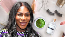 Serena Williams Files 'Aneres' Trademark for Cosmetics Line