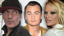 Tommy Lee Wants Brandon Prosecuted for Battery ... At Least, For Now