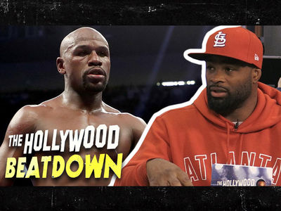 Tyron Woodley Says He's Training Floyd Mayweather for MMA Fight!