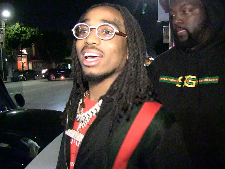 Quavo Calls Cardi B His Sister-In-Law In Int'l Women's Day Shout-Out