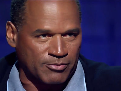 O.J. Simpson Talks About Slow-Speed Bronco Chase After Murders